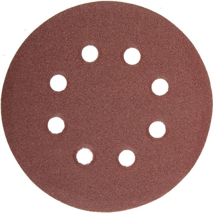 Самозацепляемые шлифовальные круги Abraflex VAD8-Р D125 P80 (розничная упаковка)