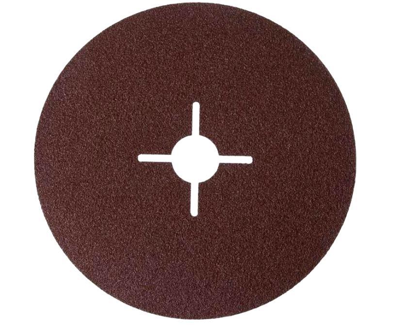 Фибровые круги Abraflex FD 125x22 P60 (розничная упаковка)
