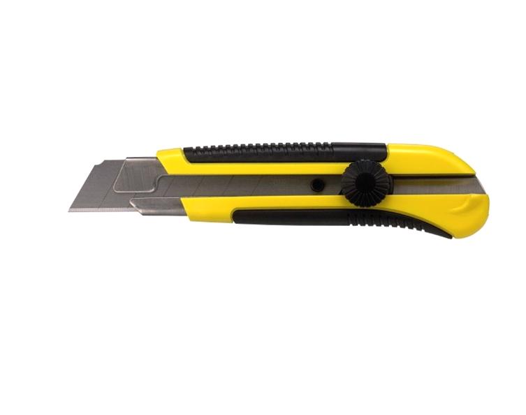 Нож Креост выдвижное лезвие 25mm