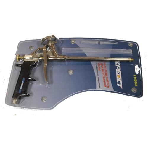 Пистолет для монтажной пены Креост