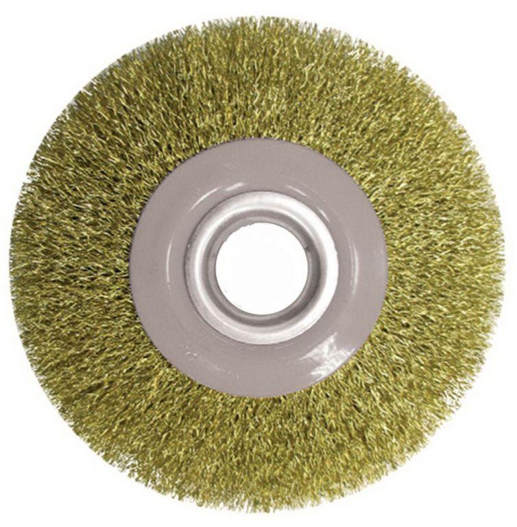 Щетка Креост для УШМ дисковая 125 мм