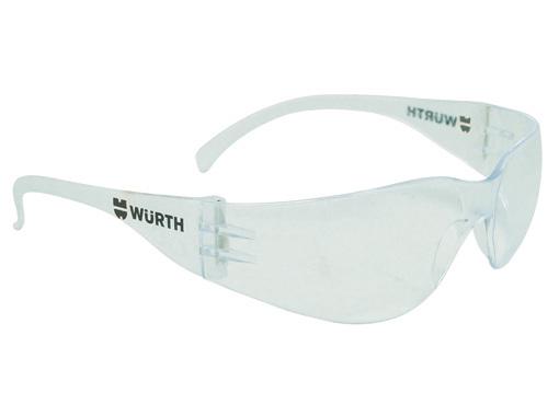 Очки защитные Wurth прозрачные