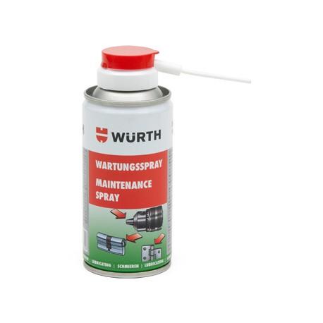Смазка многоцелевая Wurth WR-40 400 МЛ